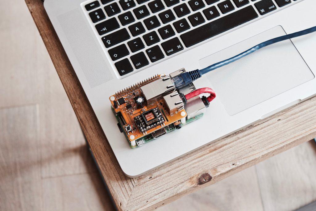 Chip para Monitorização e Digitalização de Dados.